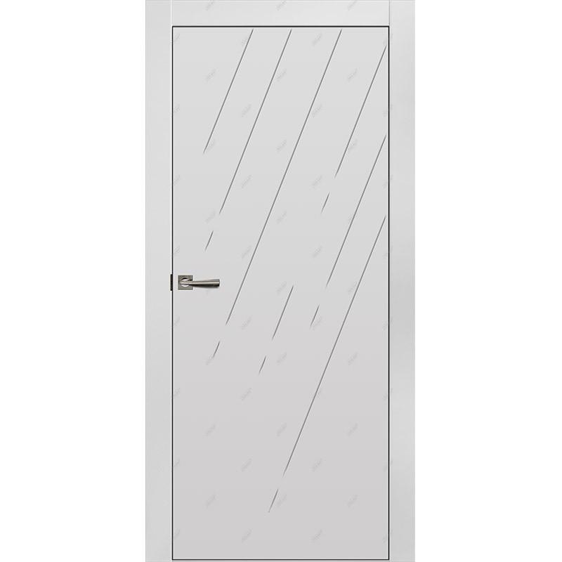 Межкомнатная дверь Эстет-1 Эмаль коллекция Эстет
