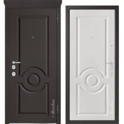 Входная дверь Металюкс М1000/1 Е коллекция Милано