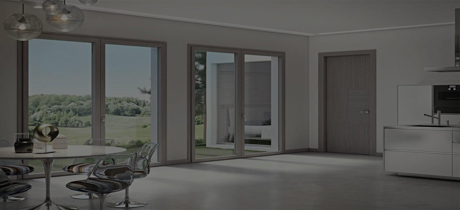 Окна пвх и балконные рамы из алюминия купить в Минске