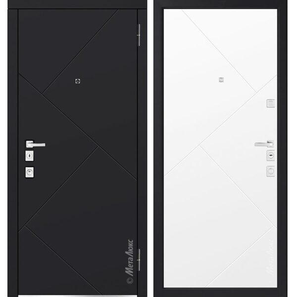 Входная дверь Металюкс М1100/11 коллекция Милано