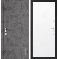 Входная дверь Металюкс М1100/13 коллекция Милано