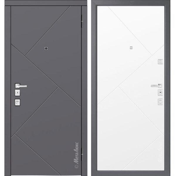 Входная дверь Металюкс М1100/5 коллекция Милано