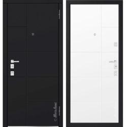 Входная дверь Металюкс М1101/11 коллекция Милано