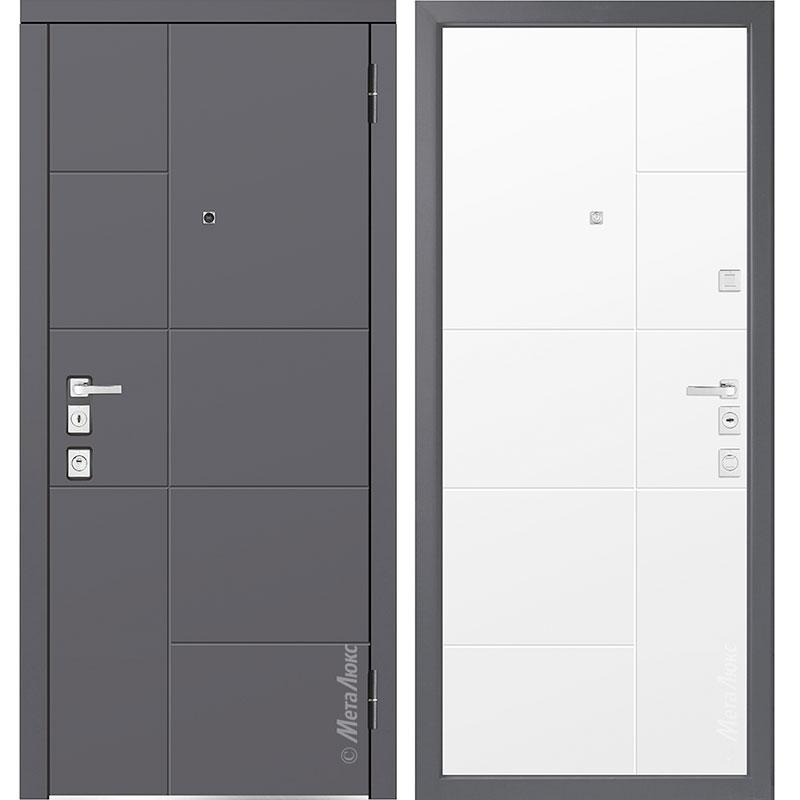 Входная дверь Металюкс М1101/5 коллекция Милано
