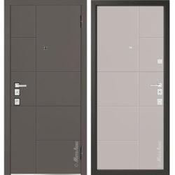 Входная дверь Металюкс М1101/7 коллекция Милано