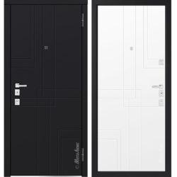 Входная дверь Металюкс М1102/11 коллекция Милано