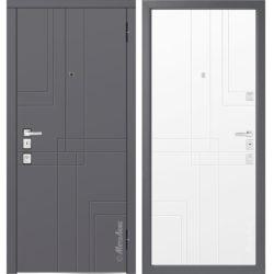 Входная дверь Металюкс М1102/5 коллекция Милано