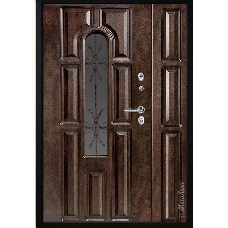 Входная дверь Металюкс СМ860. коллекция Статус