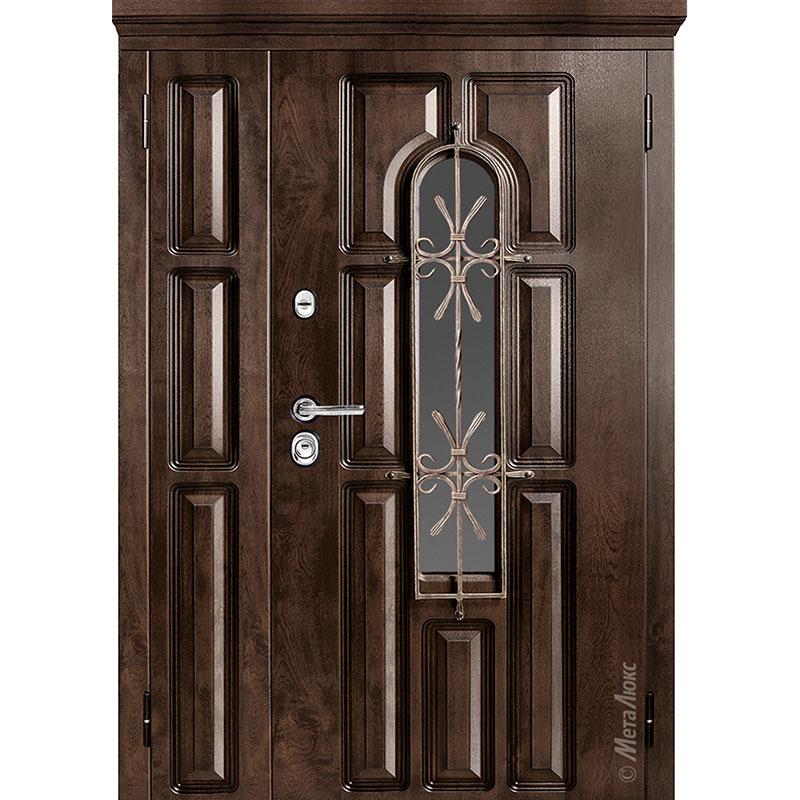 Входная дверь Металюкс СМ860 коллекция Статус