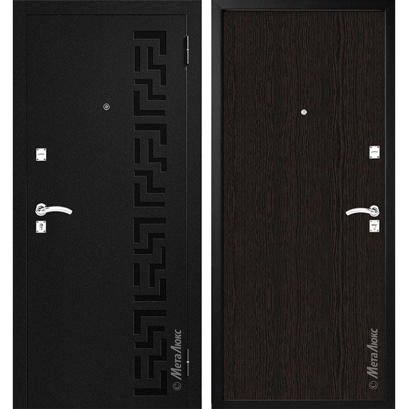 Входная дверь Металюкс М100 коллекция Стандарт