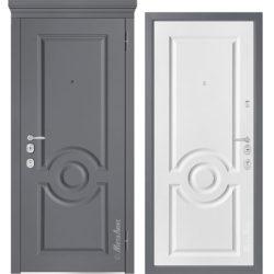 Входная дверь Металюкс М1000/5 Е коллекция Милано