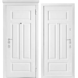 Входная дверь Металюкс М1002/7 Е коллекция Милано