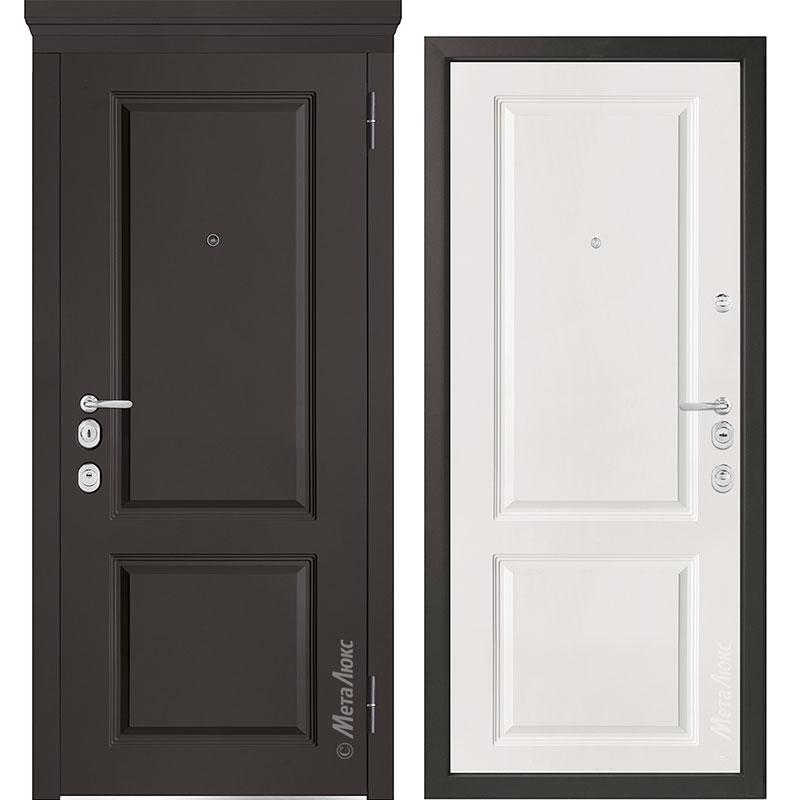 Входная дверь Металюкс М1003/1 Е коллекция Милано