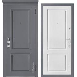 Входная дверь Металюкс М1003/5 Е коллекция Милано