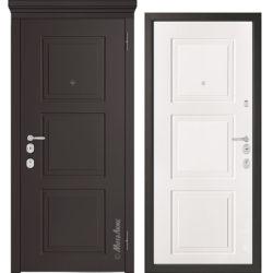 Входная дверь Металюкс М1010/1 Е коллекция Милано