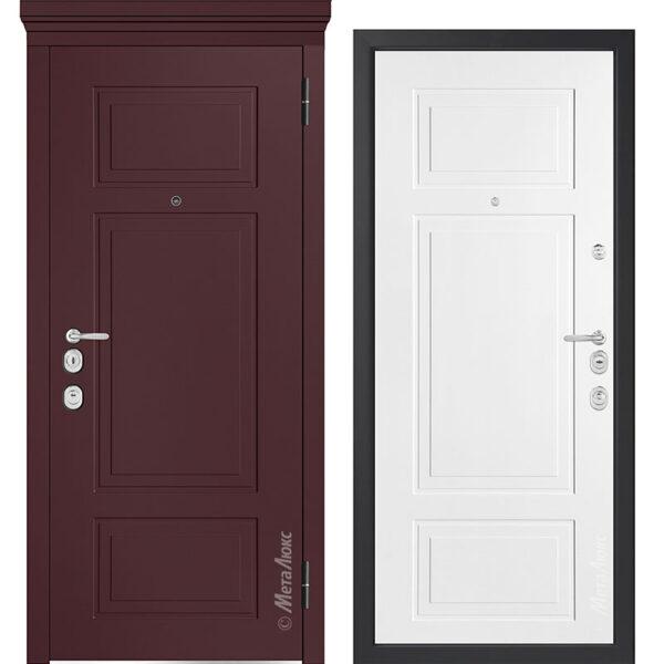 Входная дверь Металюкс М1011/14 Е коллекция Милано