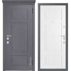 Входная дверь Металюкс М1011/5 Е коллекция Милано