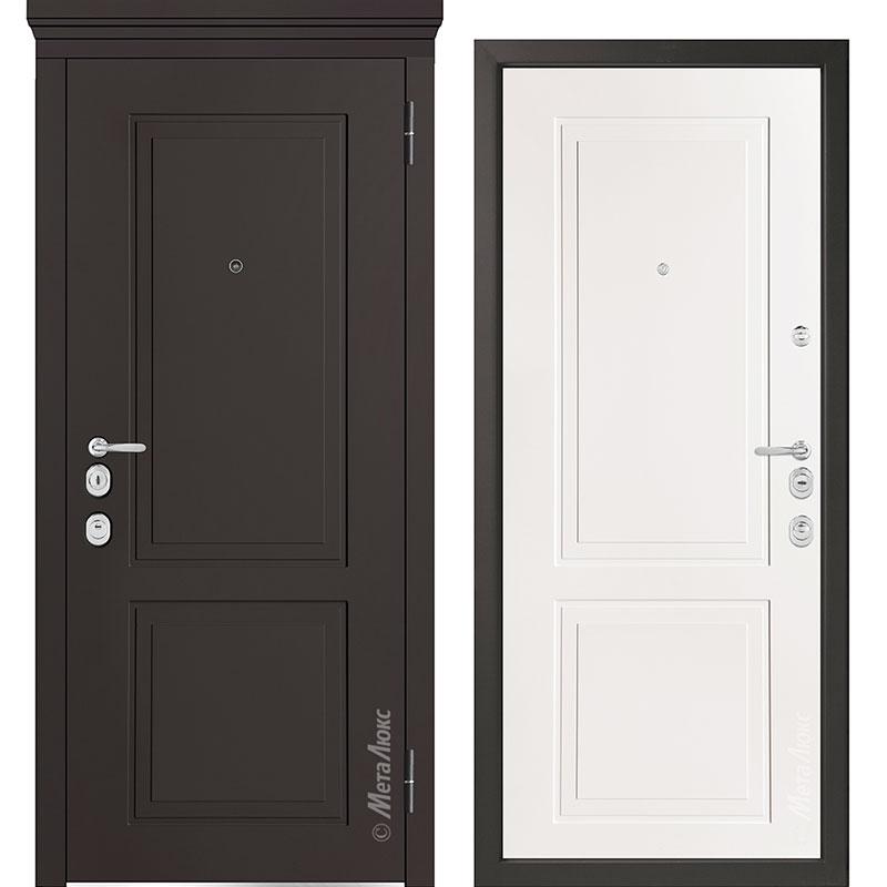 Входная дверь Металюкс М1012/1 Е коллекция Милано