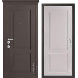 Входная дверь Металюкс М1012/10 Е коллекция Милано