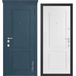 Входная дверь Металюкс М1012/17 Е коллекция Милано