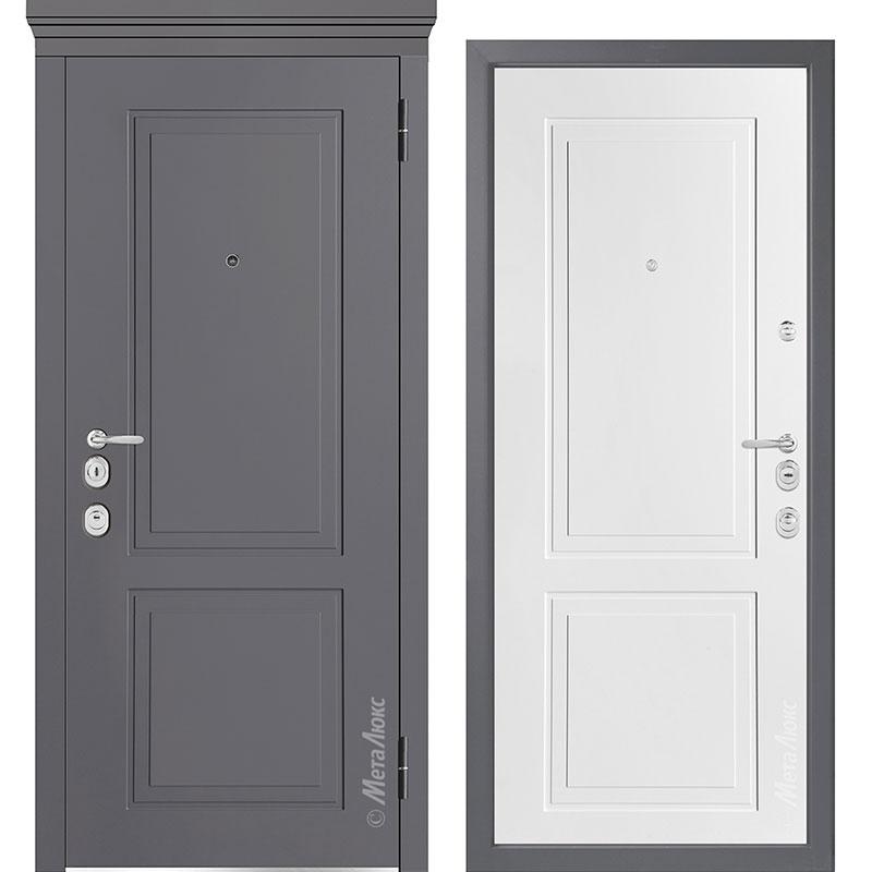 Входная дверь Металюкс М1012/5 Е коллекция Милано
