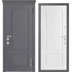Входная дверь Металюкс М1013/5 Е коллекция Милано