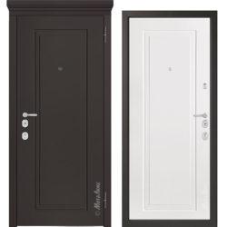 Входная дверь Металюкс М1014/1 Е коллекция Милано