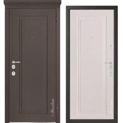 Входная дверь Металюкс М1014/10 Е коллекция Милано