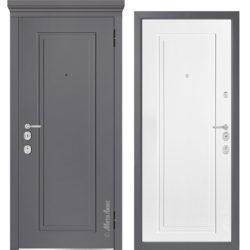 Входная дверь Металюкс М1014/5 Е коллекция Милано