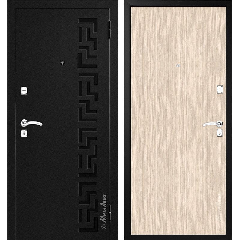 Входная дверь Металюкс М102 коллекция Стандарт