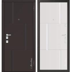 Входная дверь Металюкс М1103/1 Е коллекция Милано