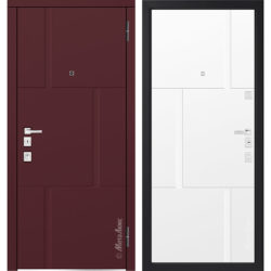 Входная дверь Металюкс М1103/14 Е коллекция Милано