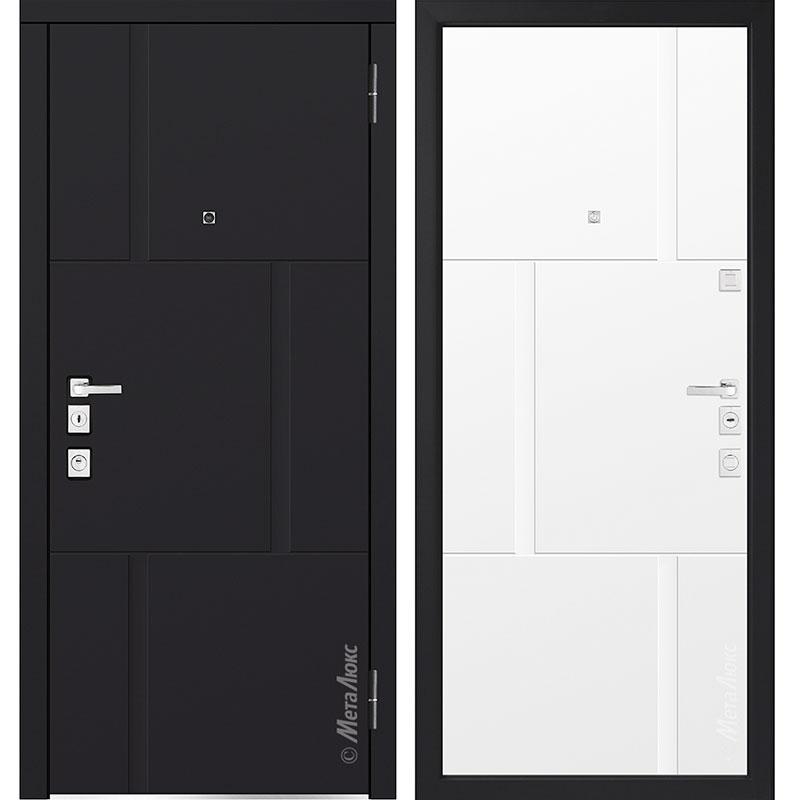 Входная дверь Металюкс М1103/8 Е коллекция Милано
