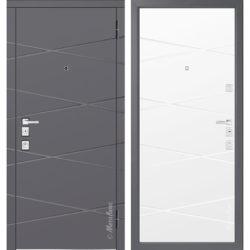 Входная дверь Металюкс М1104/5 Е коллекция Милано