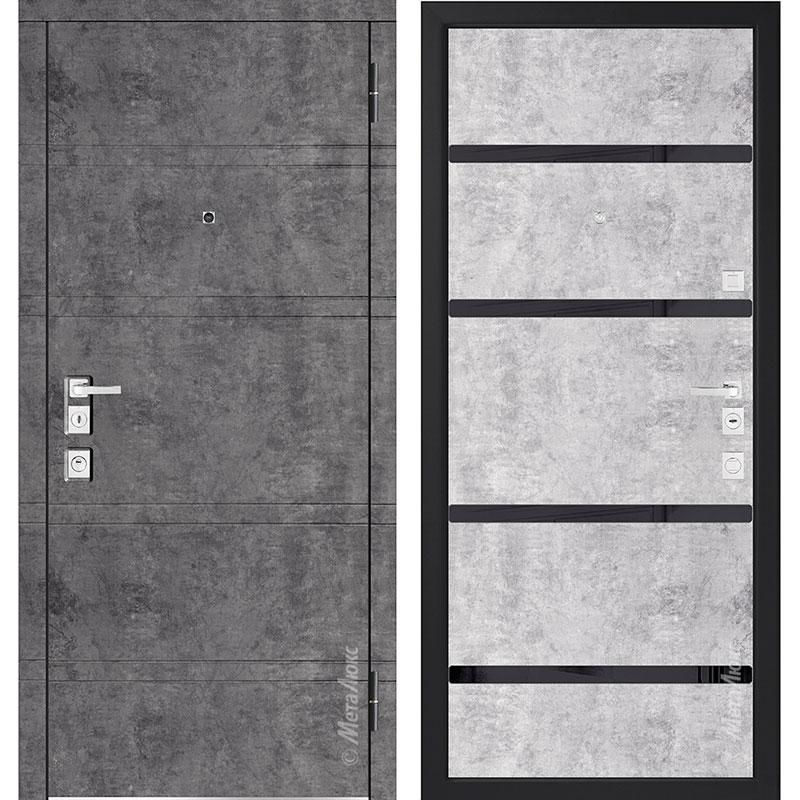 Входная дверь Металюкс М1300/11 коллекция Милано