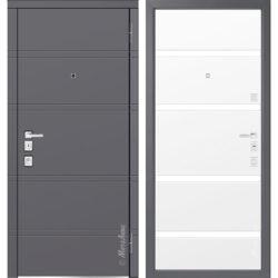 Входная дверь Металюкс М1300/2 коллекция Милано
