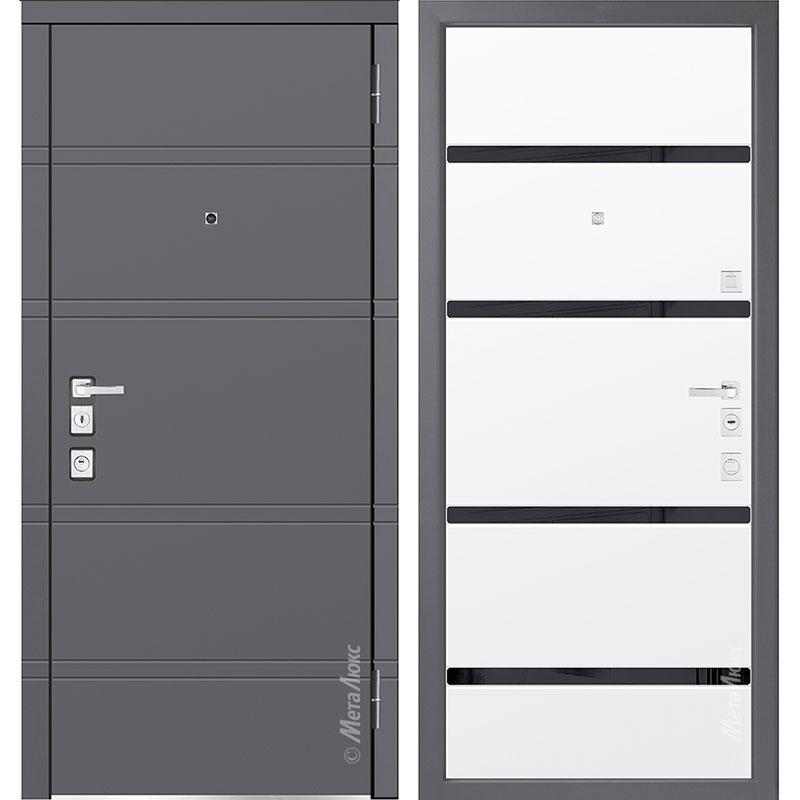 Входная дверь Металюкс М1300/3 коллекция Милано