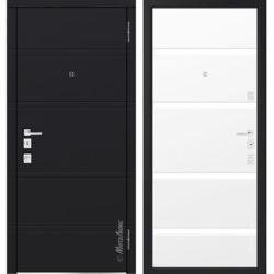 Входная дверь Металюкс М1300/6 коллекция Милано