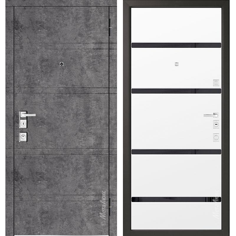 Входная дверь Металюкс М1300/9 коллекция Милано