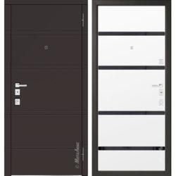 Входная дверь Металюкс М1300/1 коллекция Милано