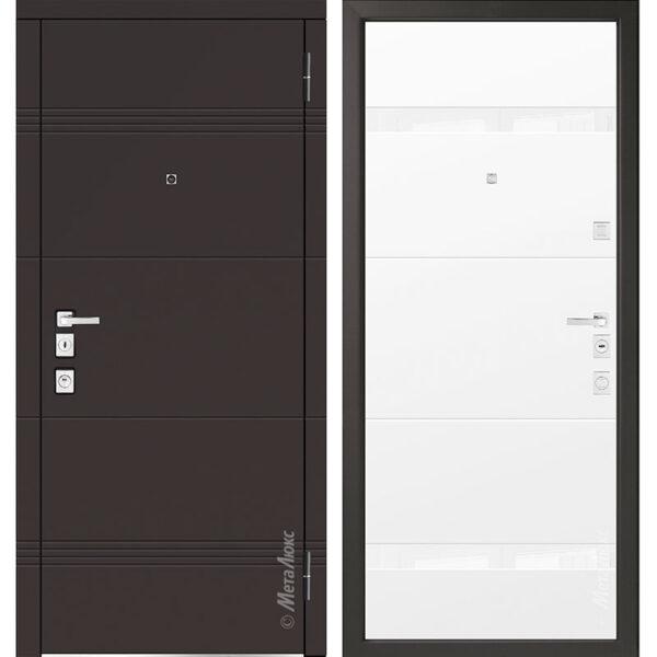 Входная дверь Металюкс М1301/1 коллекция Милано