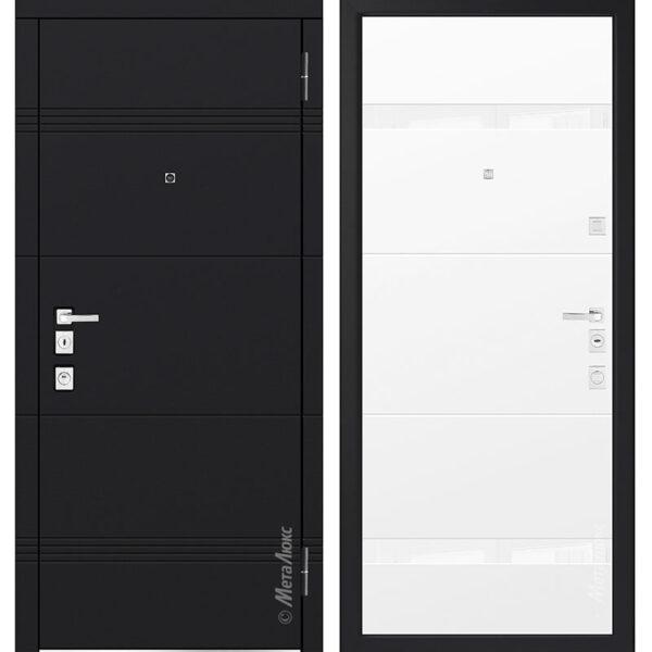 Входная дверь Металюкс М1301/5 коллекция Милано