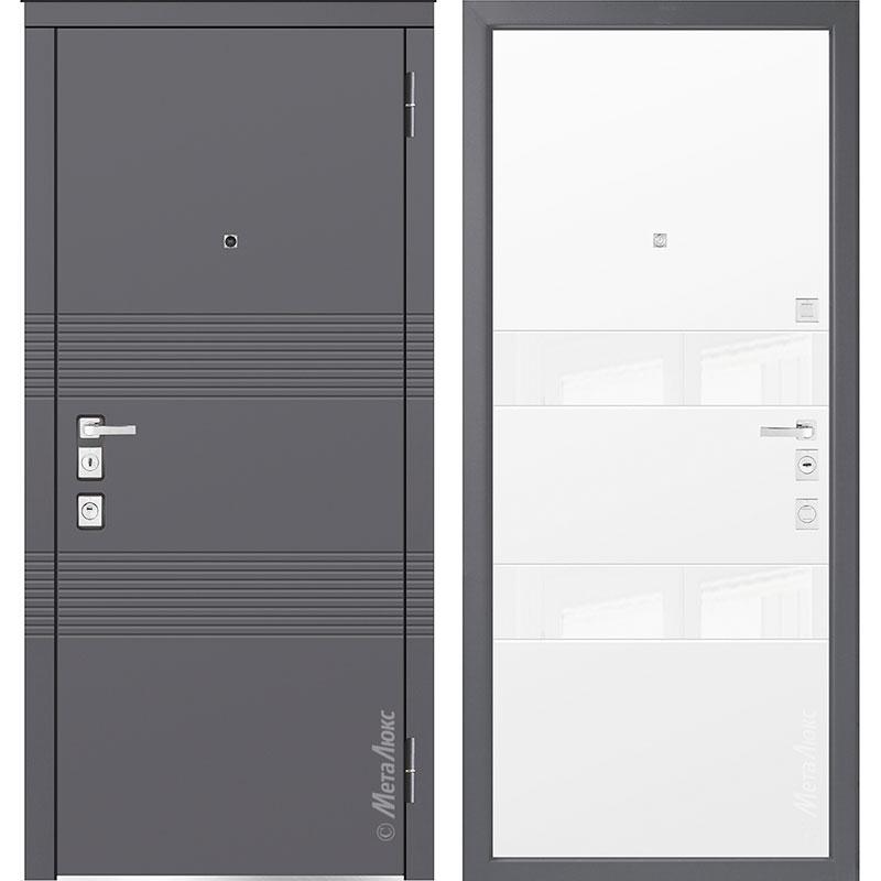 Входная дверь Металюкс М1302/1 коллекция Милано