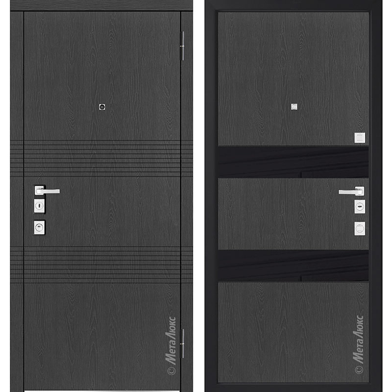 Входная дверь Металюкс М1302/4 коллекция Милано