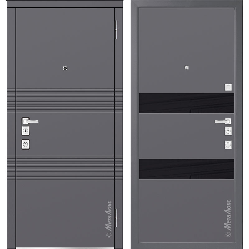 Входная дверь Металюкс М1302 коллекция Милано