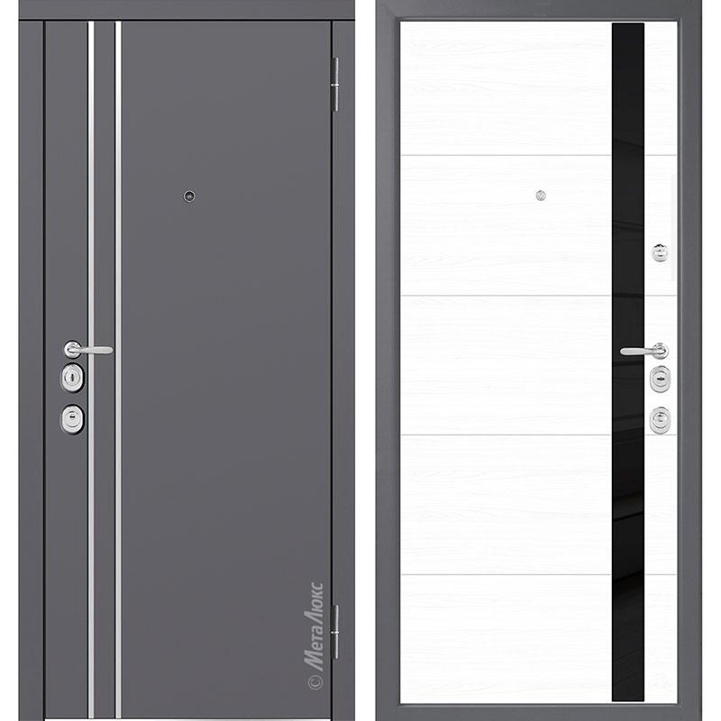 Входная дверь Металюкс М1303/1 коллекция Милано