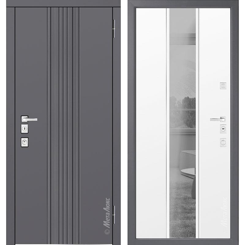 Входная дверь Металюкс М1305/1 коллекция Милано