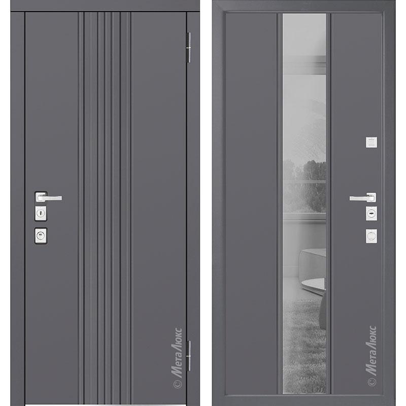 Входная дверь Металюкс М1305 коллекция Милано