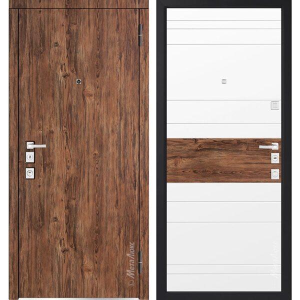 Входная дверь Металюкс М1400/1 коллекция Милано