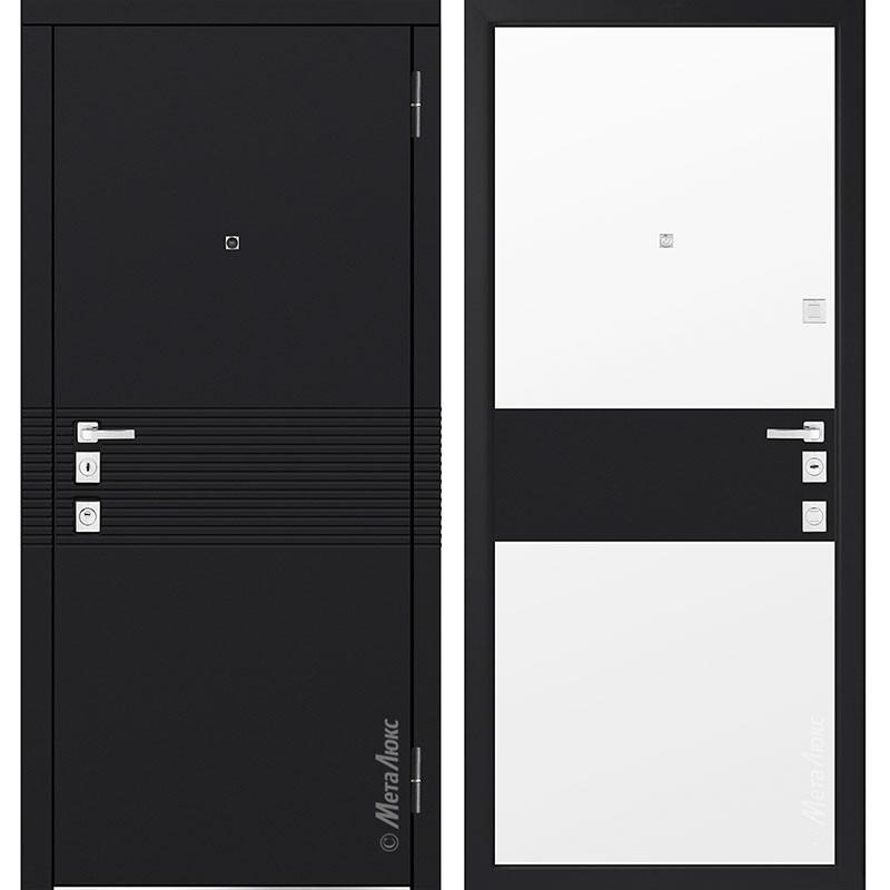 Входная дверь Металюкс М1401/1 коллекция Милано